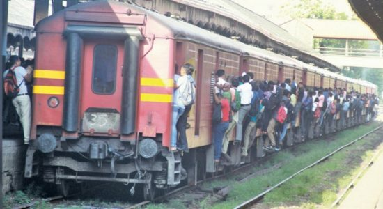 Contradictory statements from Secretary of Railway Engine Drivers Union over the cause of railway strike