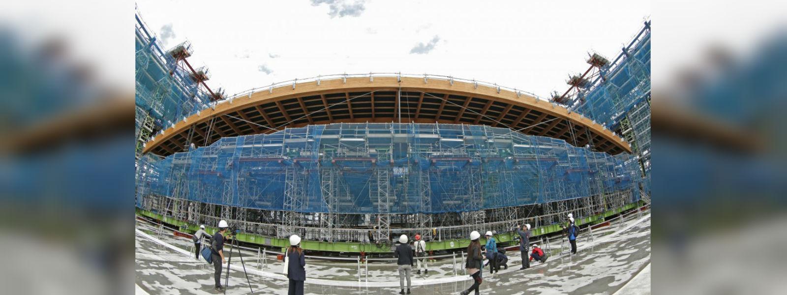 Tokyo 2020 gymnastics and boccia venue unveiled