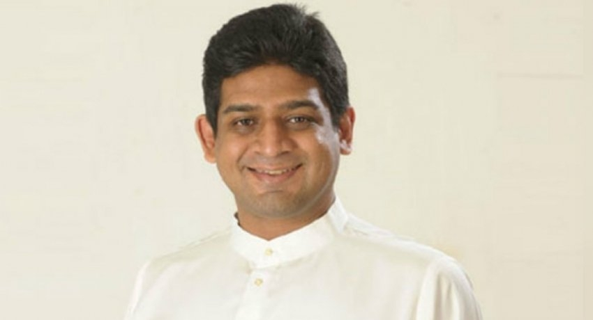 Wasantha Senanayake dares UNP to remove him from the party