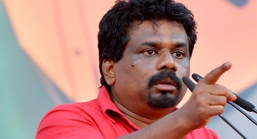 Do not let those who were chased away in 2015 come back to power : Anura Kumara Dissanayake