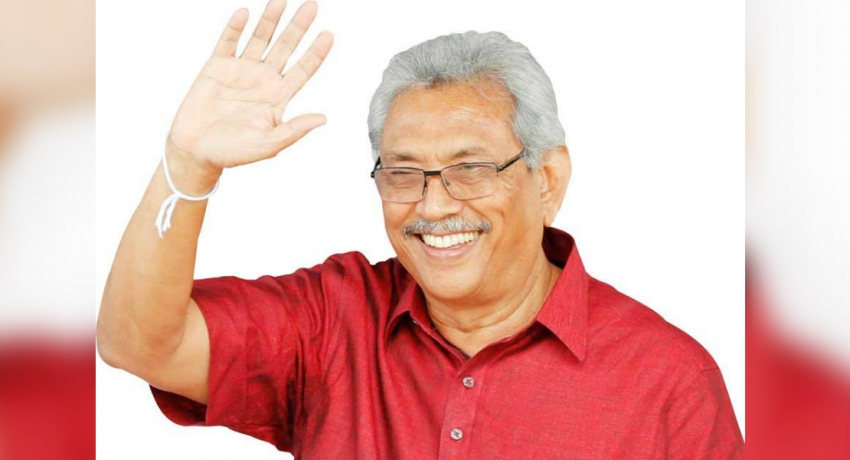 Gotabaya Rajapaksa to be sworn in as President tomorrow