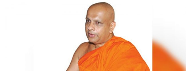 It is wise for the incumbent government to step down : Ven. Medagama Dhammananda Thero