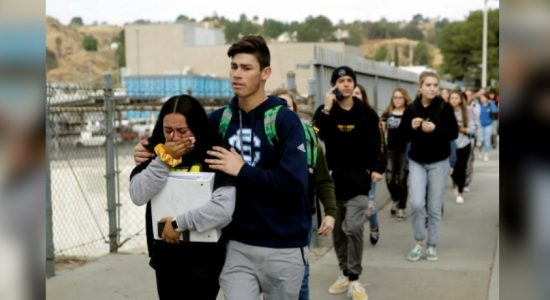 California school shooting leaves two dead