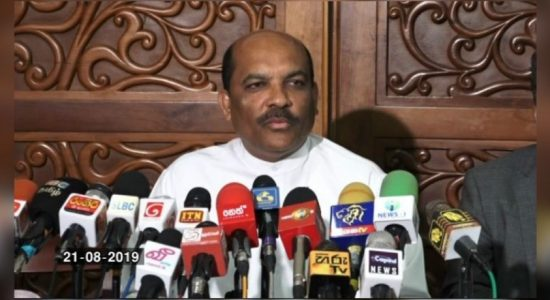 Alleged abduction of an employee attached to Embassy of Switzerland : Government should not remain silent-Range Bandara