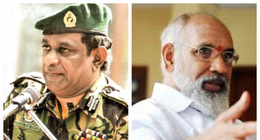 Former DIG Nimal Lewke reacts to Vigneswaran's statement on casting votes for Sinhalese candidates
