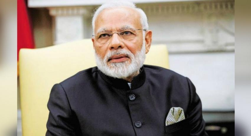 Indian Prime Minister Narendra Modi invites Gotabaya Rajapaksa to visit India