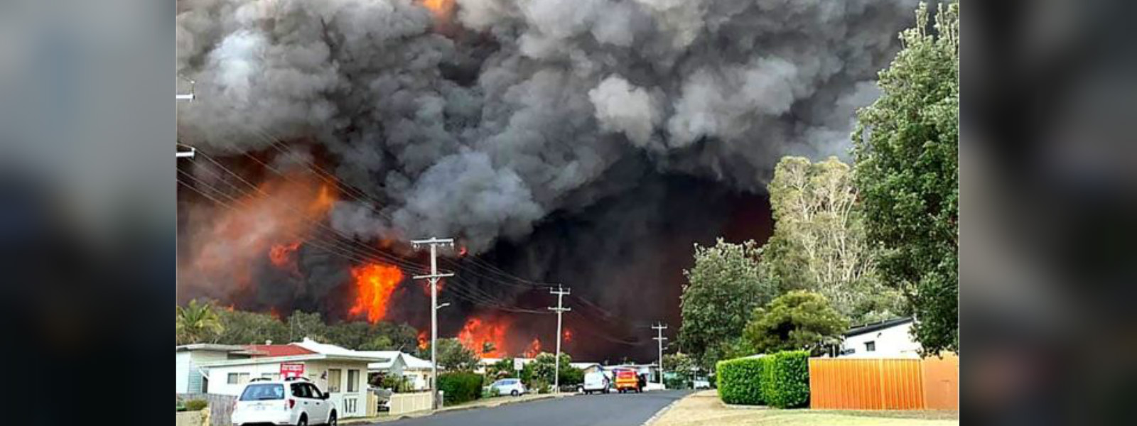 Aussie Bushfires: Conditions will continue to get worse