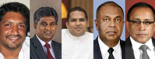 7 Ministers have stepped down from their positions so far