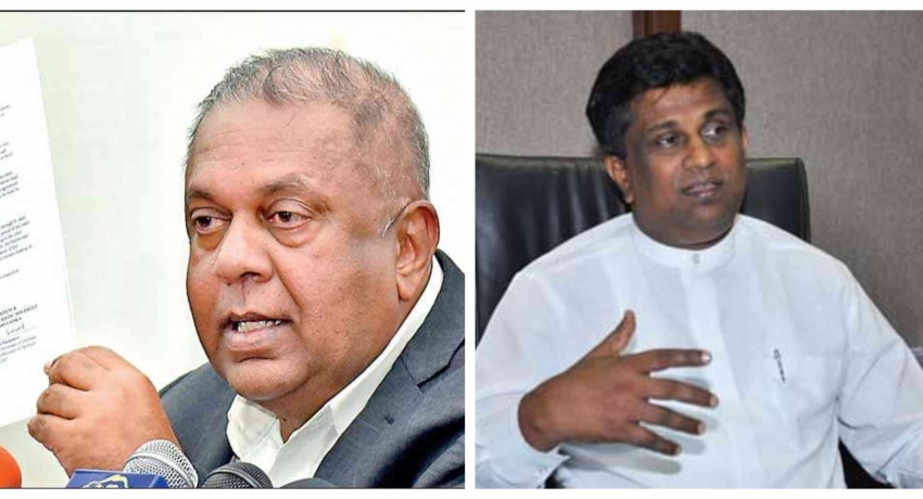 Mangala and Ajith P. Perera resign from respective portfolios