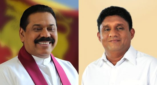 Sajith Premadasa challenges Mahinda Rajapaksa to reveal secret agreements