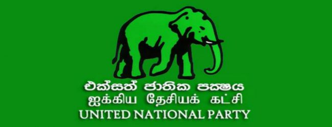 UNP supporters demand a leadership change in the party – Sydney Mendis