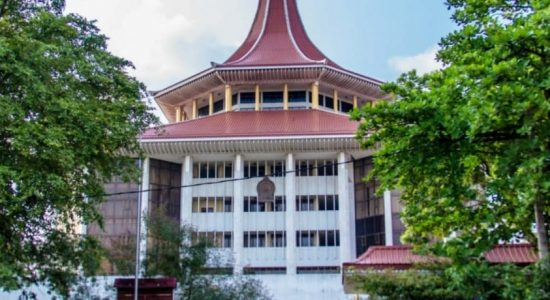 Request to void CoA ruling on Gota's citizenship issue