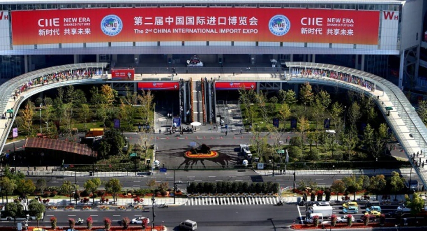 Business exhibition zones set up for upcoming import expo