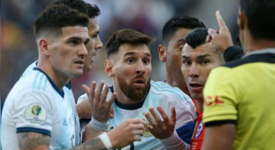 Brazil ready for Argentina friendly match as Messi returns from ban