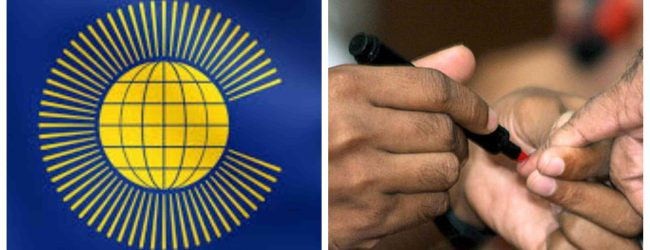 Commonwealth observers calls for peaceful and transparent poll