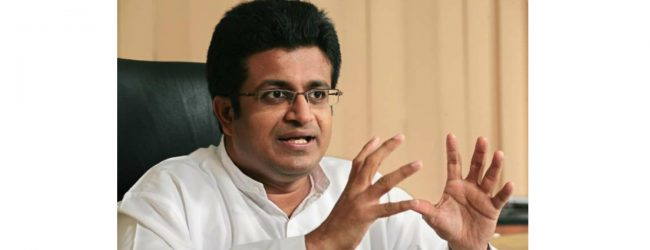 Sajith Premadasa steps down as UNP Deputy Leader
