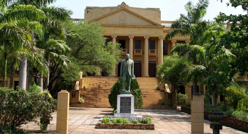 Four faculties of the Rajarata University temporarily shut down