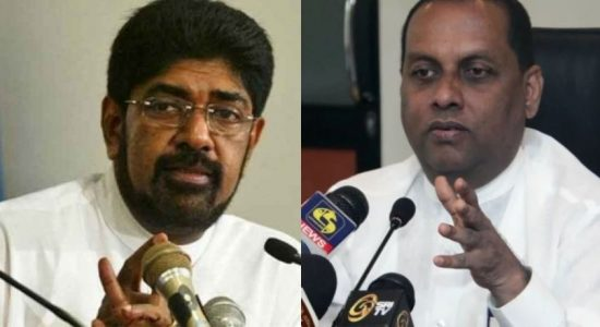 Mahinda Amaraweera and Keheliya Rambukwella on the future of SLFP