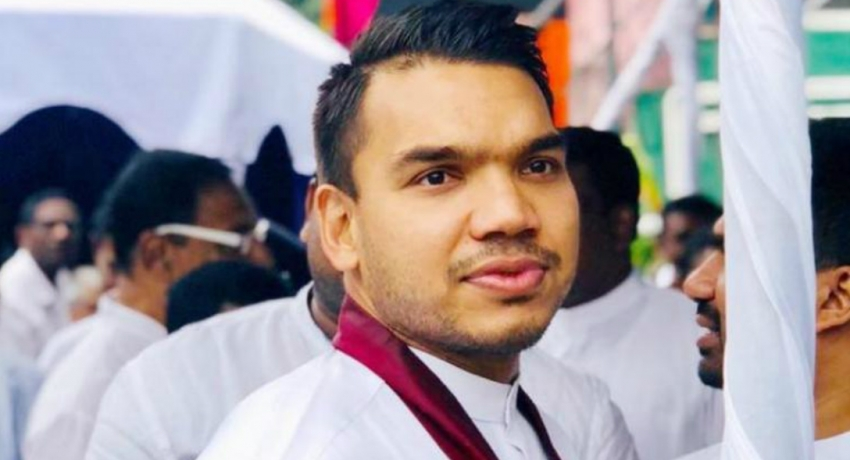Namal informs court that he is travelling to Malaysia