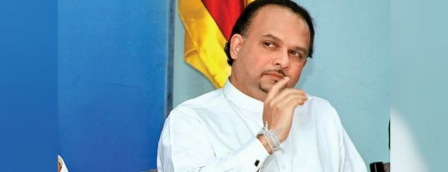 """Everything is limited to their family"" – Naveen Dissanayake speaks on Gotabaya's presidential run"