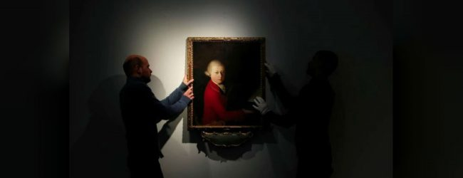 Portrait of young Mozart could fetch up to €1.2mn in Paris auction