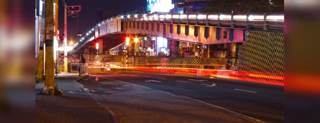 Nugegoda fly-over temporarily shut down