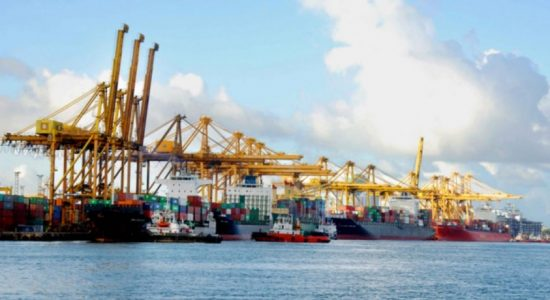 Accident at Colombo Port claims the life of a worker
