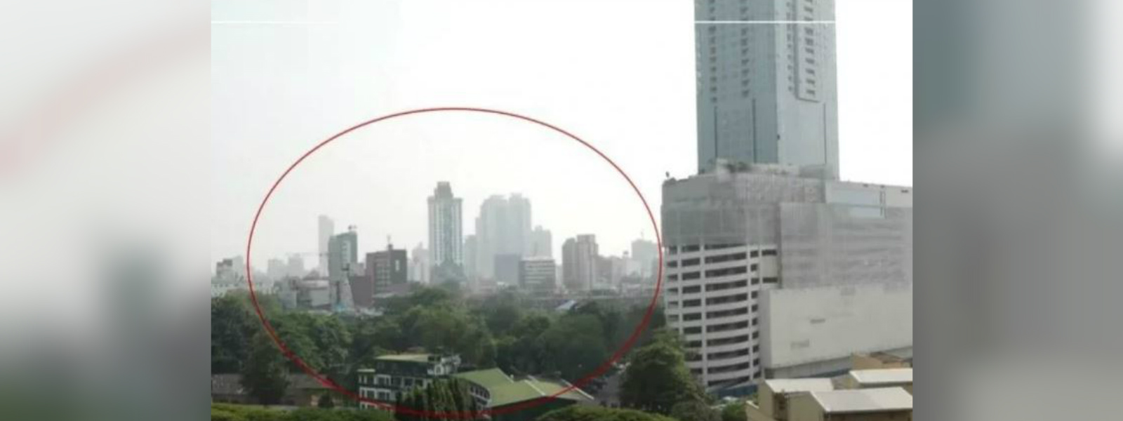 Air quality in Colombo decreases