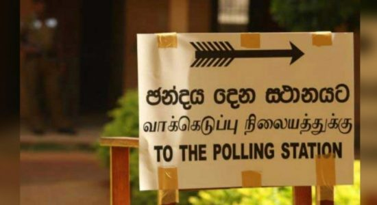 Presidential Election 2019 – Polls closed