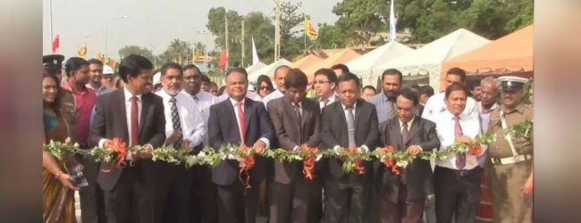 Section of Southern Expressway declared open