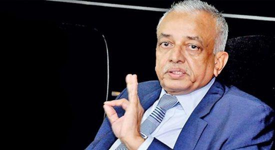 Minister Malik Samarawickrama steps down from his ministerial portfolio