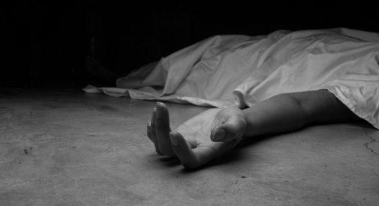 Body discovered from Park Street, Narahenpita