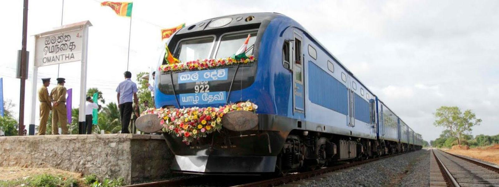 Northern railway line operations restored