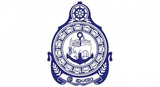 Sri Lanka Navy recovers 3018 Kg of Beedi leaves