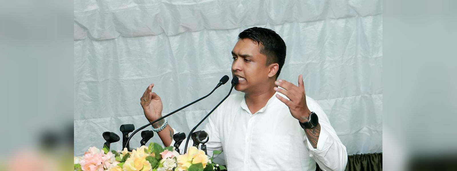 We will join Sajith Premadasa and support whatever decision he takes : Rehan Jayawickreme