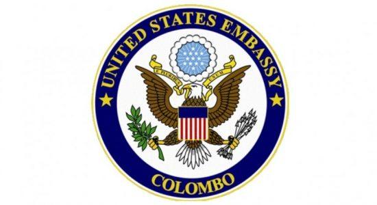 U.S. Embassy congratulates President-elect Gotabaya Rajapaksa