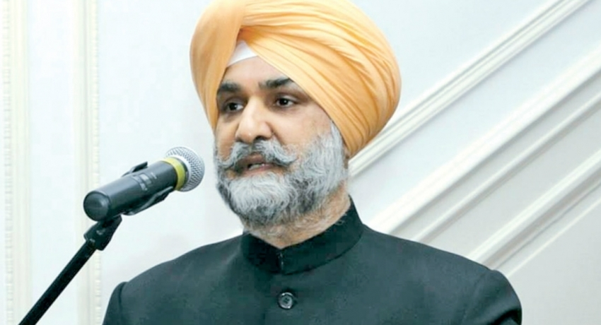 More than 50% of all foreign military training slots go to Sri Lanka : Indian High Commissioner Taranjit Singh