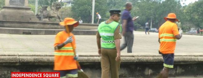 Police Environmental Protection Division restablished