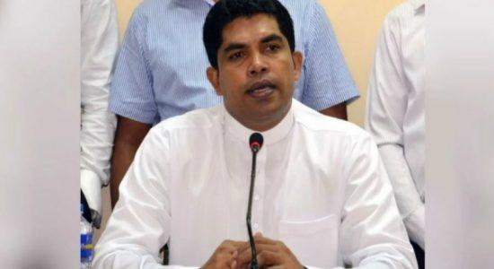 MP Shantha Bandara speaks on unruly behaviour at recent SLPP rallies