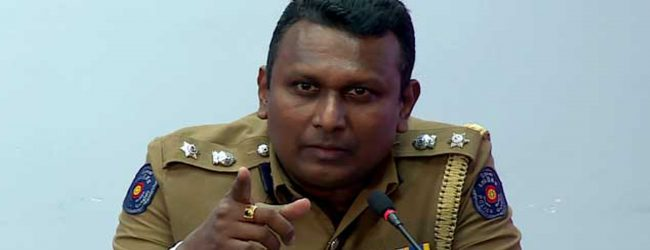 A silent week will be declared after final results : SSP Ruwan Gunasekara