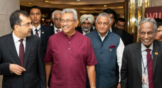 President Gotabaya Rajapaksa to meet Indian PM Modi today