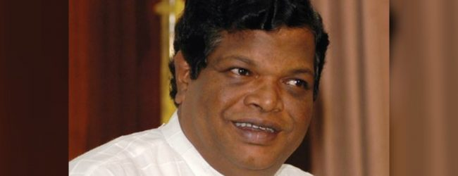 Bandula Gunawardena assumes his ministerial duties