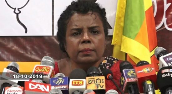 We need a leader with a strong backbone: Dr. Ajantha Perera