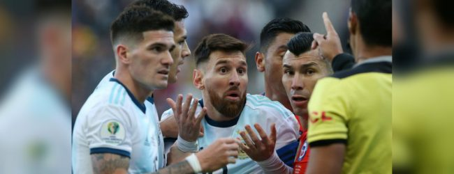 Brazil ready for Argentina friendly matche as Messi returns from ban