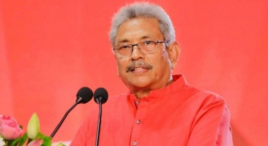 President Gotabaya Rajapaksa to assume duties today