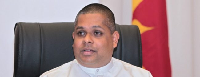 Gotabaya Rajapaksa has not renounced his American Citizenship: Sajin Vass Gunawardene