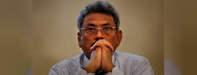 A new garbage management process using Chinese Technology says, Gotabaya Rajapaksa