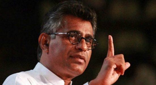 Patali Champika Ranawaka steps down