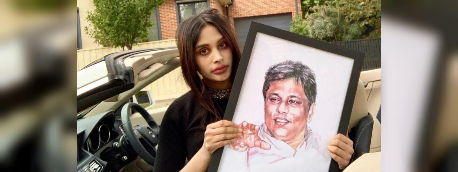Justice denied over Lasantha assassination : Ahimsa