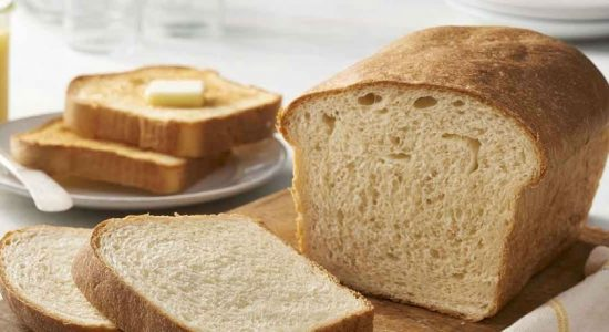 Price of a loaf of bread reduced